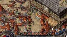 新开传奇世界中游戏500地图是怎么样的?