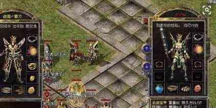 复古传奇世界的新手玩家如何在游戏中生存 复古传奇世界 第1张